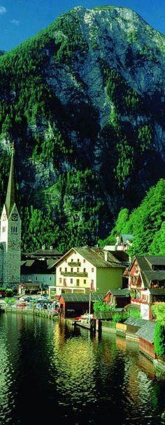 Salzburg Landscape   Austria