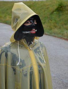 21 octobre 2017 flickr Hermann Victoria Latex Wear, Sexy Latex, Latex Bodysuit, Latex Costumes, Latex Hood, Latex Lady, Rubber Raincoats, Mask Girl, Heavy Rubber