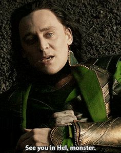 """Tom Hiddleston 