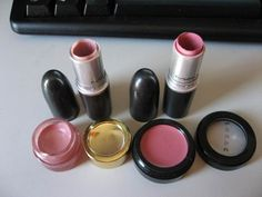 Or, for easier travel, learn how to de-tube your lipsticks and transfer them to a pot. | 42 Money-Saving Tips Every Makeup Addict Needs To Know