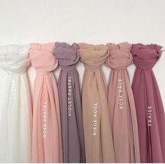 ♔ How to wear a Shawl / Scarf Hijab A Enfiler, Hijab Dress, Mode Hijab, Fashion Terminology, Fashion Terms, Abaya Fashion, Muslim Fashion, Fashion Outfits, Hijab Fashionista