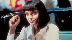 Like so many femme fatales before, Thurman's Pulp Fiction character wore red nails. But instead of a bright hue, she opted for Chanel's dark maroon Vamp polish — which ultimately helped popularize the color.  - GoodHousekeeping.com