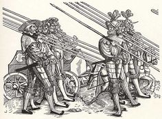 Artist: Stör, Niklas, Title: Soldatenzug, Zehn Knechte, Date: 1st half of the 16th century