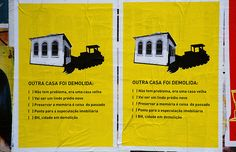 Projeto PORO: intervenções urbanas apontam sutilezas nas ruas através da ocupação poética;