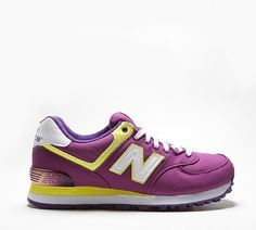 competitive price 4bc9f 1cf6a New Balance (NB) 574 Dames Alpine Paars Fashion trainers will give you  special comfort feel ,Never forget it .