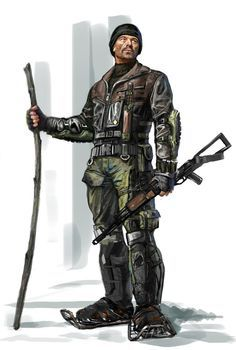 character concept drawing - Google Search