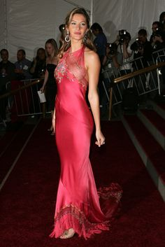 Gisele at the Met Gala: See the Supermodel's Best Moments on the Red Carpet Photos | W Magazine