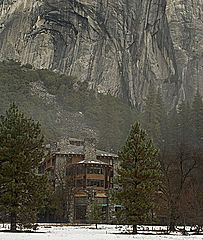 The Ahwahnee Hotel...our favorite vacation place.