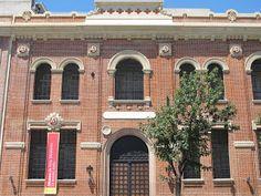 Edificio de Antigua Fábrica de Tabacos Picardo :: Actual Museo de Arte Moderno de Buenos Aires