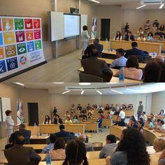 ADA University hosted the #SocialGoodSummit in #Azerbaijan. | #2030Now #SDGs #SustainableDevelopmentGoals #GlobalGoals