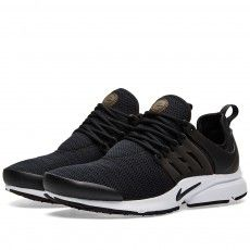8aafd51560851 Buy the Nike W Air Presto in Black   White from leading mens fashion  retailer END.
