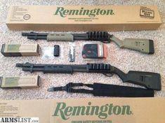 - For Sale: 2 - Remington 870 Tactical Magpul - Never fired (one black, one FDE) Remington 870 Tactical, Tactical Shotgun, Tactical Gear, Airsoft Guns, Weapons Guns, Guns And Ammo, Combat Shotgun, Military Guns, Hunting Rifles