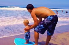 San Diego's Beaches are the most ideal place to spend time with the family :)