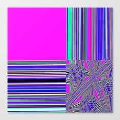 Re-Created Southern Cross XVII Stretched Canvas by Robert S. Lee - $85.00