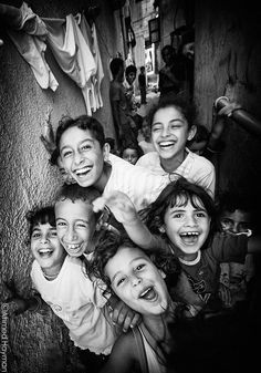 children of Gaza, August 2014; from tumblr