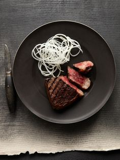 Australian Wagyu New York Strip Steaks
