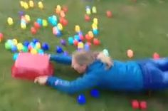 These Geniuses Found A Way To Play Hungry Hungry Hippos IRL And It Looks Like All The Fun