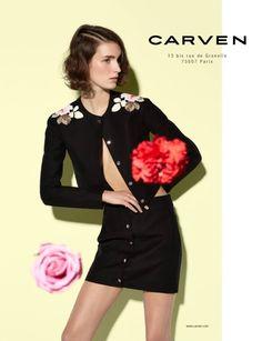 Carven SS/14 Campaign