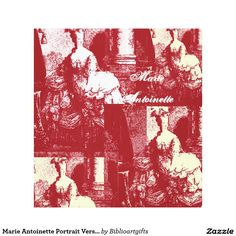 Decorate your walls with French canvas prints from Zazzle! Choose from thousands of great wrapped canvas to beautify your home or office. Marie Antoinette Portrait, Stretched Canvas Prints, Canvas Art Prints, Photo To Art, Paper Wall Art, French Chic, Versailles, Wall Art Decor, Wrapped Canvas