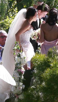 Channing Tatum And Jenna Dewan Wedding