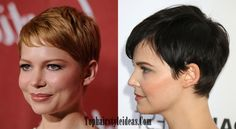 The Different Short Hairstyles Of Women Discussed