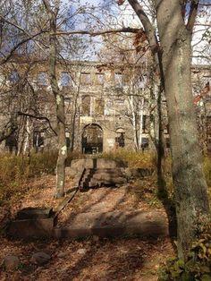 Overlook Mountain House Ruins   Atlas Obscura