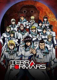 La serie puede dividirse en dos arcos centrales que son:El viaje del Bugs II a Marte. Capítulos del 1 al 8.La misión del Annex I. Capítulos 9 en adelante.