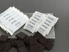 Oialla Organic Chocolate | Chocolate pieces | Dark Chocolate