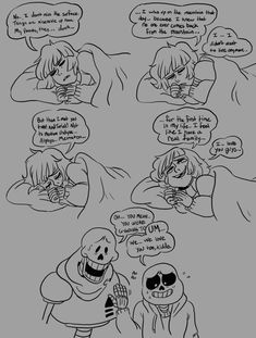 Undertale Comic-When you think about it, we don't really know exactly why Frisk climbed the mountain. Undertale Undertale, Frisk, Undertale Cosplay, Undertale Drawings, Kevedd, Love Machine, Toby Fox, Underswap, Chef D Oeuvre