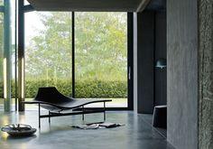 Chaise-Longue: TERMINAL 1 - Collection: B&B Italia - Design: Jean-Marie Massaud