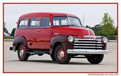 Anniversaire des 75 ans du Chevrolet Suburban