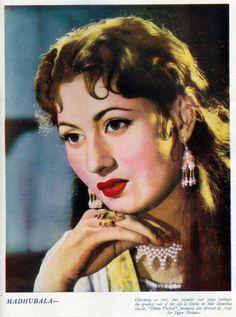#Madhubala #vintage