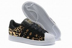 Unisex Adidas Originals Superstar 2 Glitter Gold Black Trainers