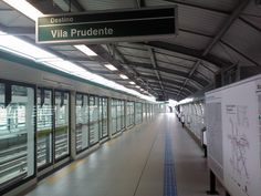 #metro #subway #urban #saopaulo #sampa #sp #railway #igers #igersbrasil #igerssaopaulo #instasampa #instadroid #metrosp #train #trains #station #transport