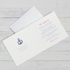Hochzeitseinladung Hamburg, Einladungskarte Für Hochzeit, Individuell  Designt By Die Kartenfrau | Pinterest | Hochzeit Und Hamburg