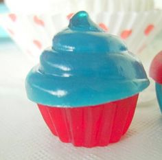 Cupcake gummies
