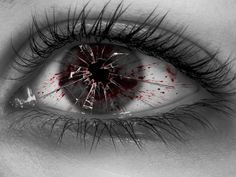 Title Broken Eye Time Around 1 hours Tools Adobe Photoshop CS5 Extended DeviantArt Stock Credits: Eye Stock by *Cefin [Link] TemocStock-blood stains02- by ~temoc-stock [Link] Stock Credits: Glass [...
