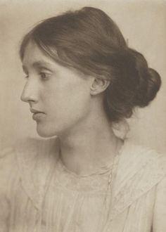 Virginia Woolf NPG P221 Portrait Print