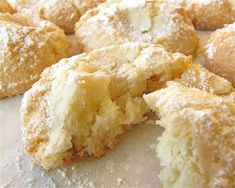 almond cookies for Passover
