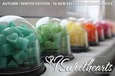 100x NEW AUTUMN/WINTER Extra Strong Wax Melts, Aroma Therapy, Scent Chips, Tarts, Candle Wax Melts, Soy Chunks, Chips for Warmers & Burners
