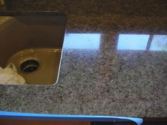 Granite Stain Removal Devon: Removing Grease Stains in Granite Granite is one type of natural stone that is processed with other minerals to form blocks of tiles. Cleaning Solutions, Cleaning Hacks, Grease Stains, Oil Stains, Sink Repair, Coffee Stain Removal, Oriental Rug Cleaning, Eco Friendly Cleaning Products, Marble Polishing