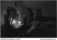 James Ravilious - Wilfie Spiers's bedroom, Mount Pleasant, Beamsworthy, Beaworthy, Devon, England, 1984