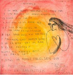 Viktige ord fra Björg Thorhallsdottir!