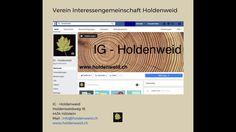 IG - Holdenweid Hölstein