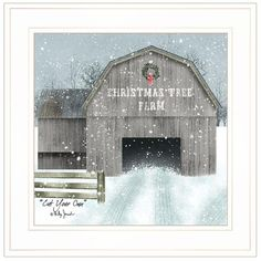 The Countryside Market Christmas Tree Farm Canvas Wall Art brings wintry charm to your home this holiday season. The festive wall art is professionally wrapped on warp-resistant, engineered stretcher bars and comes ready to hang. Christmas Tree Art, Christmas Paintings, Christmas Signs, Xmas, Christmas Garlands, Christmas Artwork, Magical Christmas, Christmas Wood, Christmas Projects