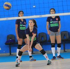 Estación Voleibol: VOLEIBOL PERUANO FEMENINO SUB 18 SE PREPARA PARA XX SUDAMERICANO DE LIMA