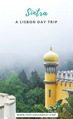 Sintra City Guide | Sintra Travel Guide | Sintra Travel Itinerary | Visiting Lisbon, Portugal? A Sintra day trip is a must! Read this guide on how to get to Sintra and what to do when you're there.