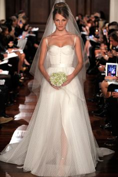 Romona Keveza. not for me but a stunning combination of class and sass with just enough cute whim.