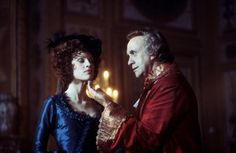 Hilary Swank and Jonathan Pryce in Warner Brothers' The Affair of The Necklace - 2001