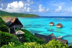 Raffles- Grenadines.  This resort has closed since I visited but it was pure heaven!